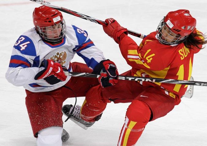 Женская сборная россии наконец в